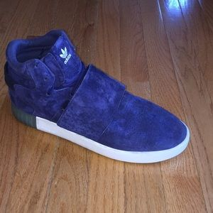 ADIDAS TUBULAR BLUE BIRD